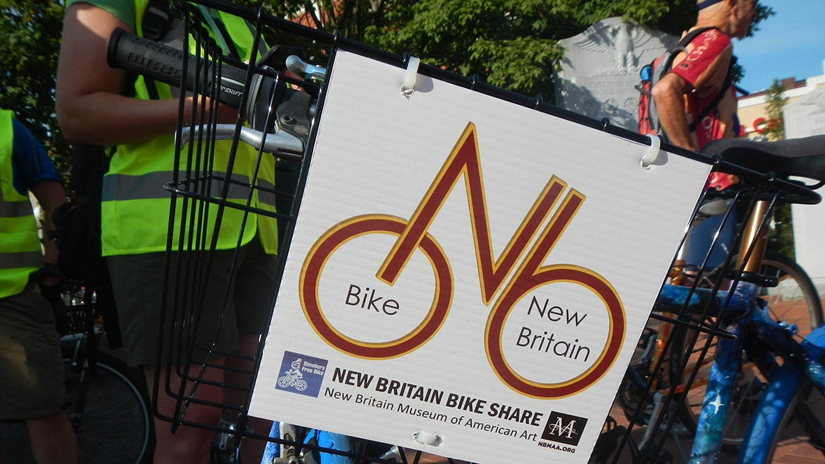 New Britain Bike Share