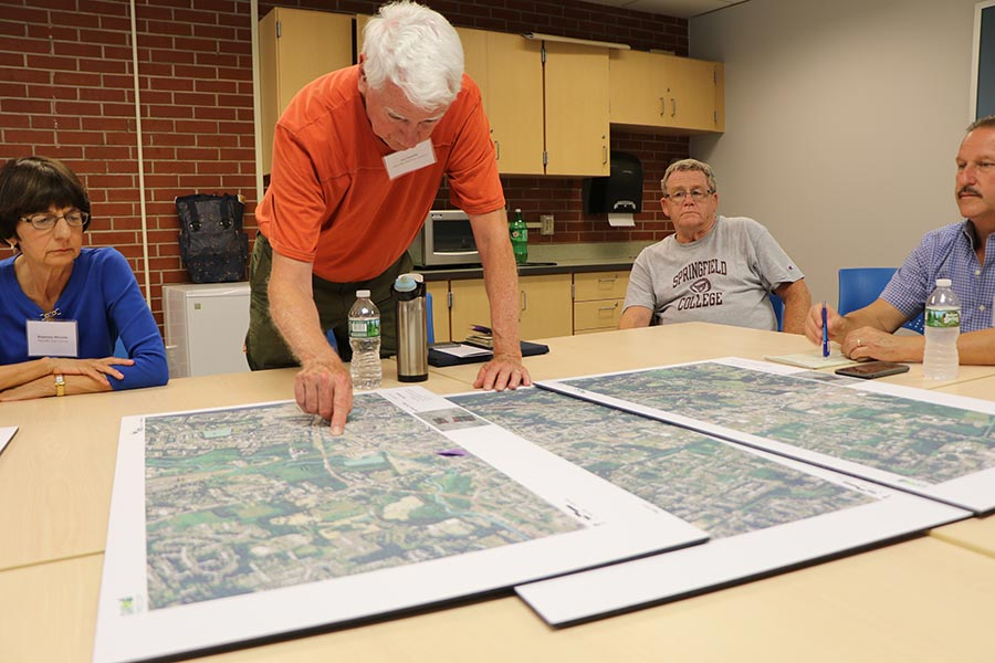 Plainville Map Viewing